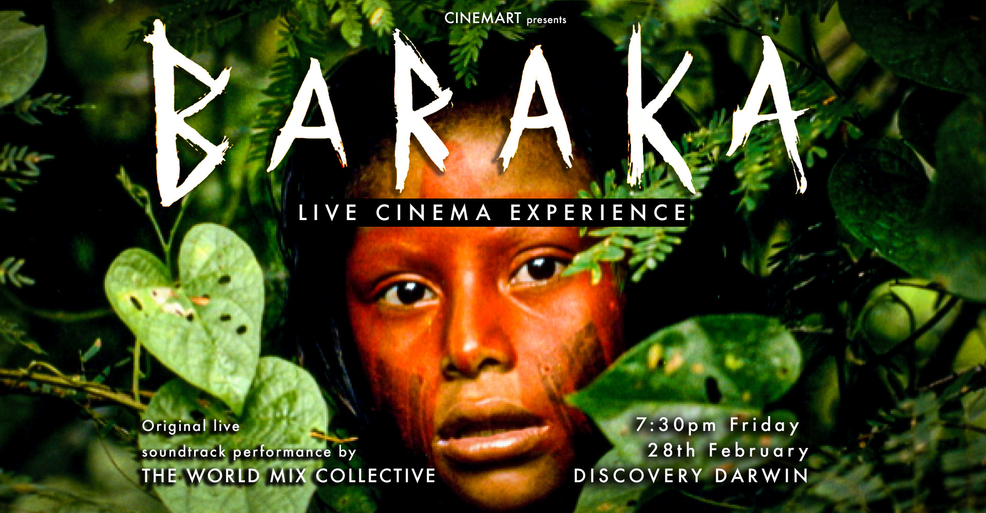 BARAKA - Amazon flyer 1