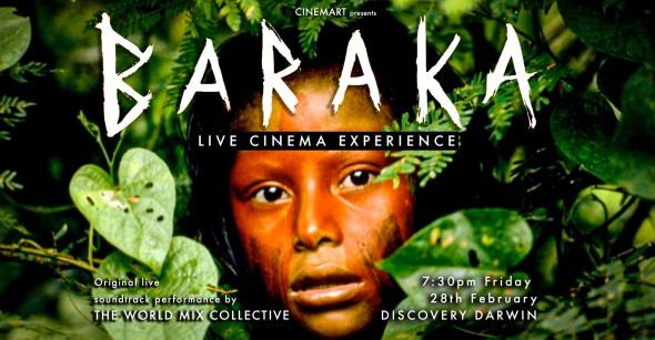 BARAKA - Amazon flyer 1