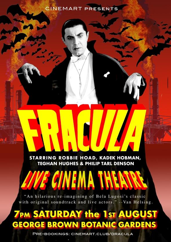 Fracula poster 3